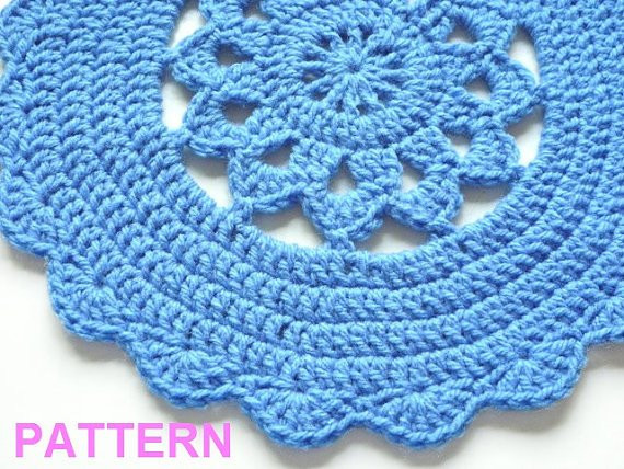 Best Of Free Printable Crochet Placemat Patterns Dancox for Printable Crochet Patterns Of New 42 Pictures Printable Crochet Patterns