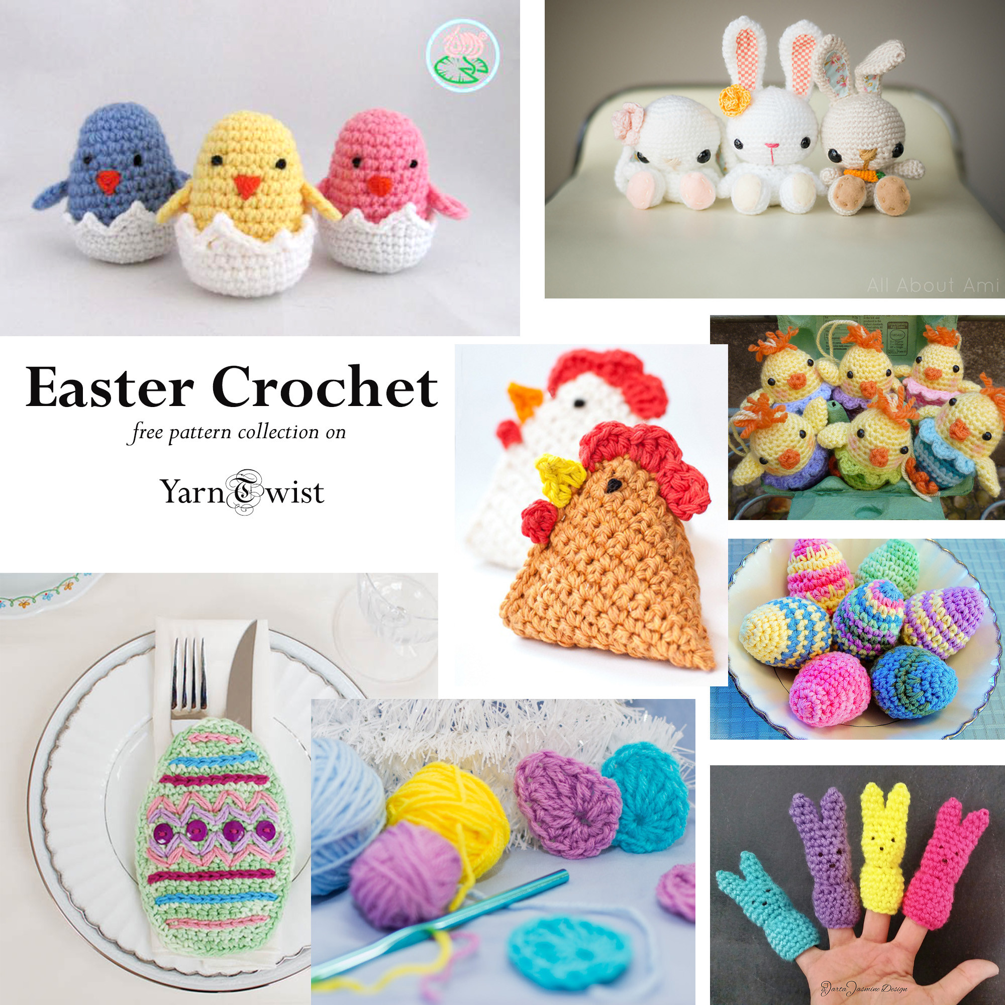 Best Of Free Printable Easter Crochet Patterns Dancox for Easter Crochet Of Top 40 Ideas Easter Crochet