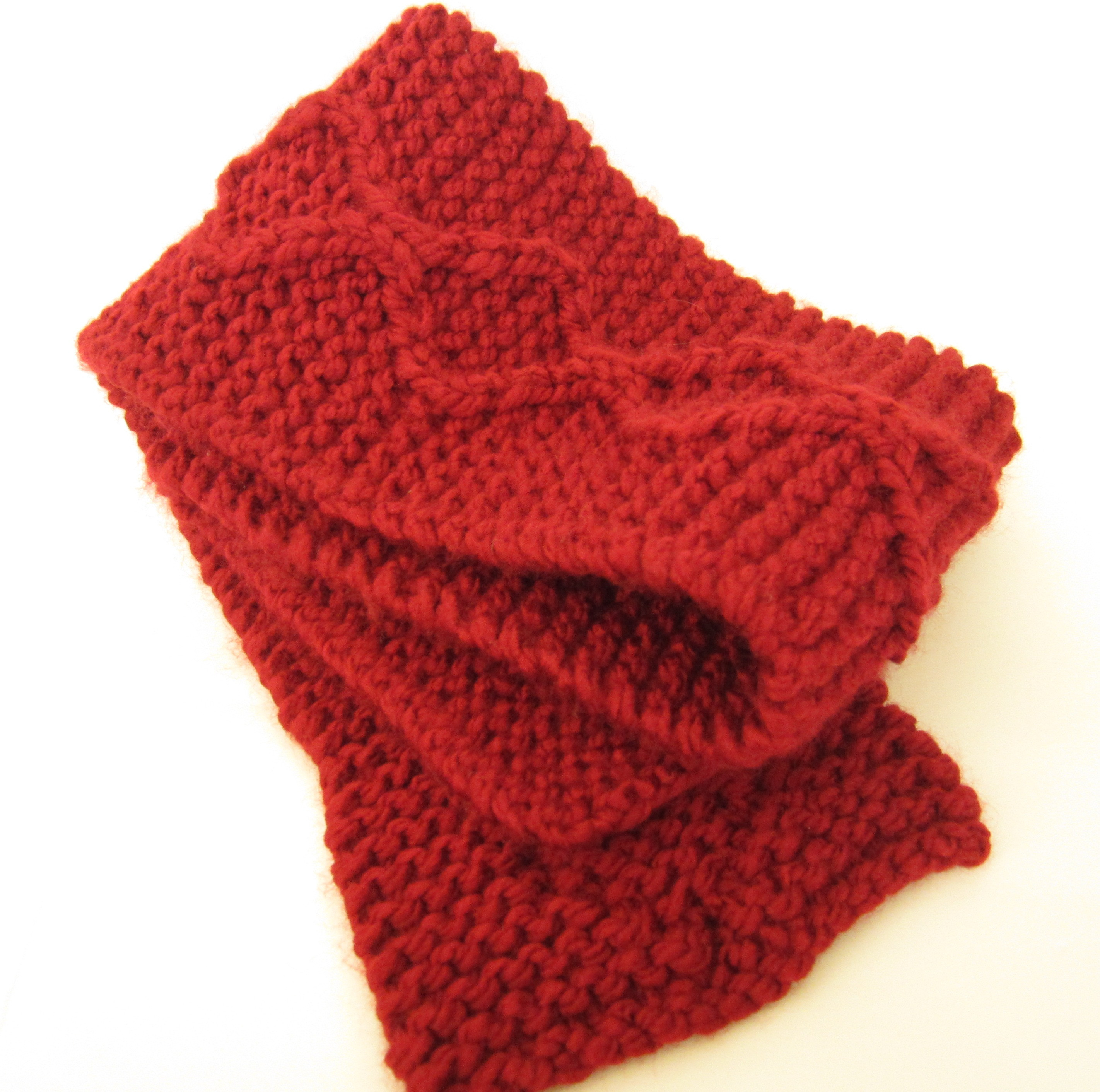 free scarf knitting patterns – 9 – Crochet and Knit