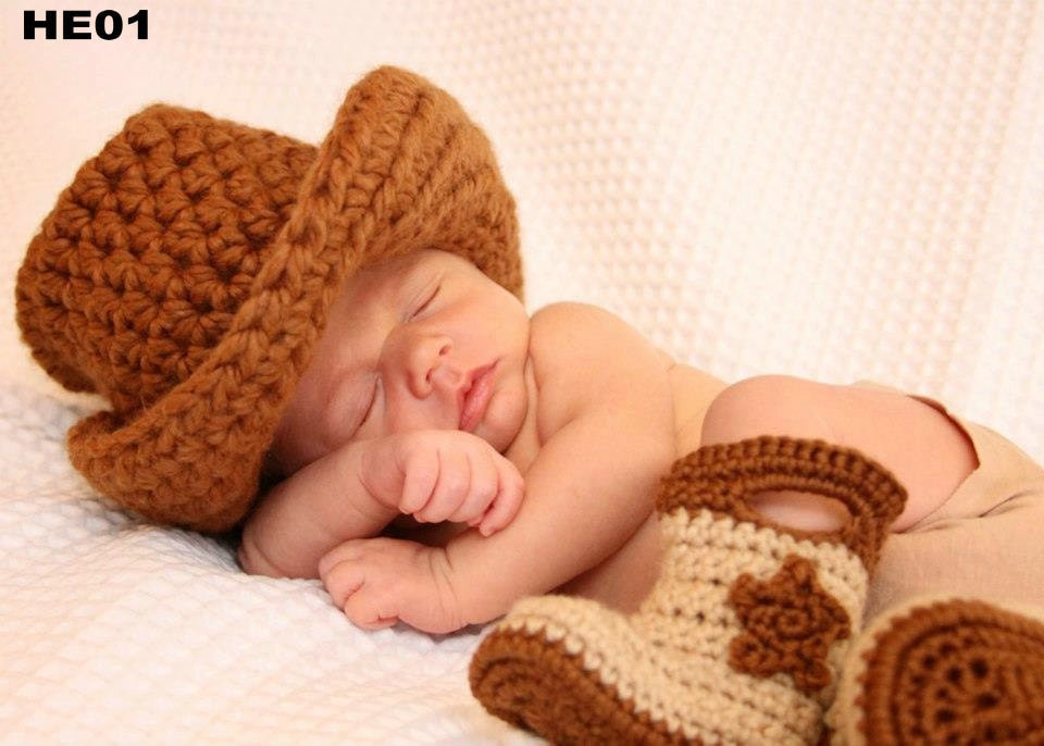 Best Of Free Shipping 30set Lot Crochet Baby Cowboy Hat and Crochet Baby Sets Of Amazing 49 Models Crochet Baby Sets