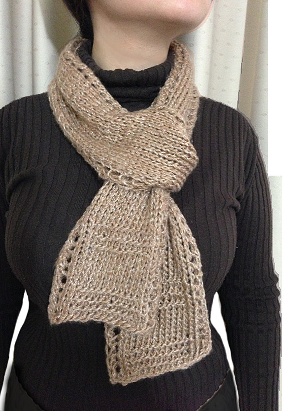 Best Of Free Uni Easy Beginner Lace Border Scarf Knitting Pattern Easy Knit Scarf Of Marvelous 48 Photos Easy Knit Scarf