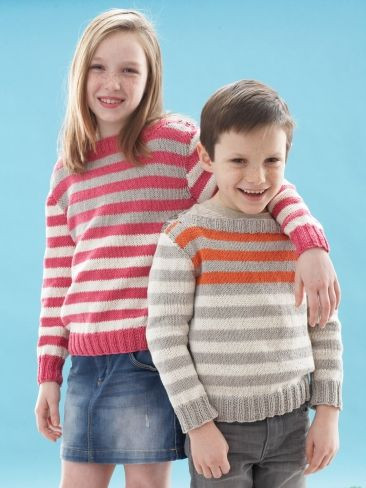 Best Of Fun Pop Color Stripes Make This Pullover Perfect for Bernat Pop Patterns Of Charming 44 Images Bernat Pop Patterns