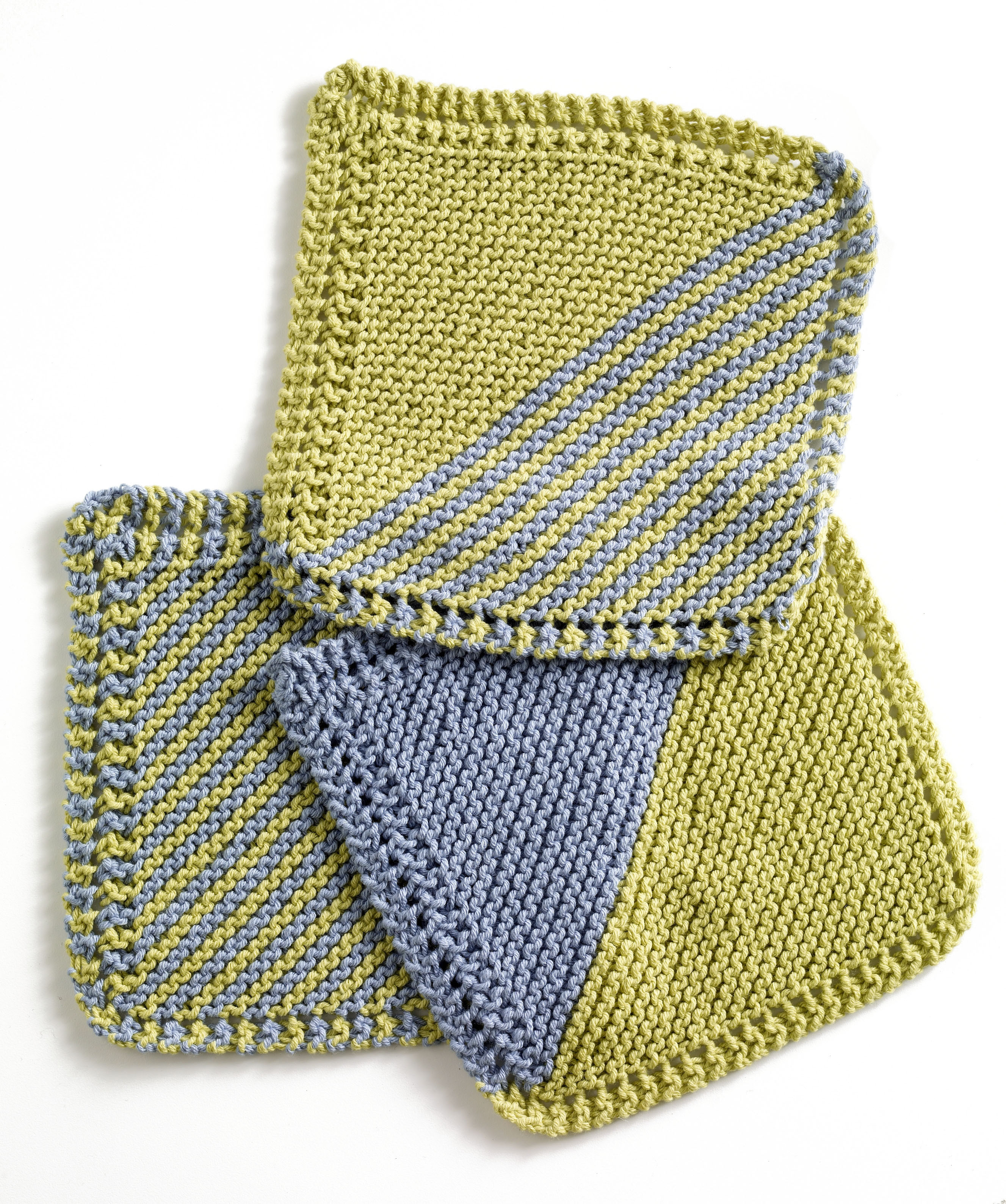 Best Of Garter Square Washcloths In Lion Brand Cotton Ease Knitted Square Patterns Of Lovely 50 Models Knitted Square Patterns