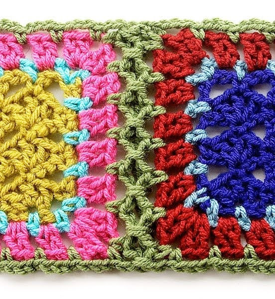 Best Of Gourmet Crochet Simulated Braid Join Crochet Squares together Of Lovely 43 Ideas Crochet Squares together