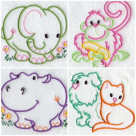 Best Of Hand Embroidery Patterns for Baby Clothes Baby Embroidery Of Gorgeous 42 Ideas Baby Embroidery