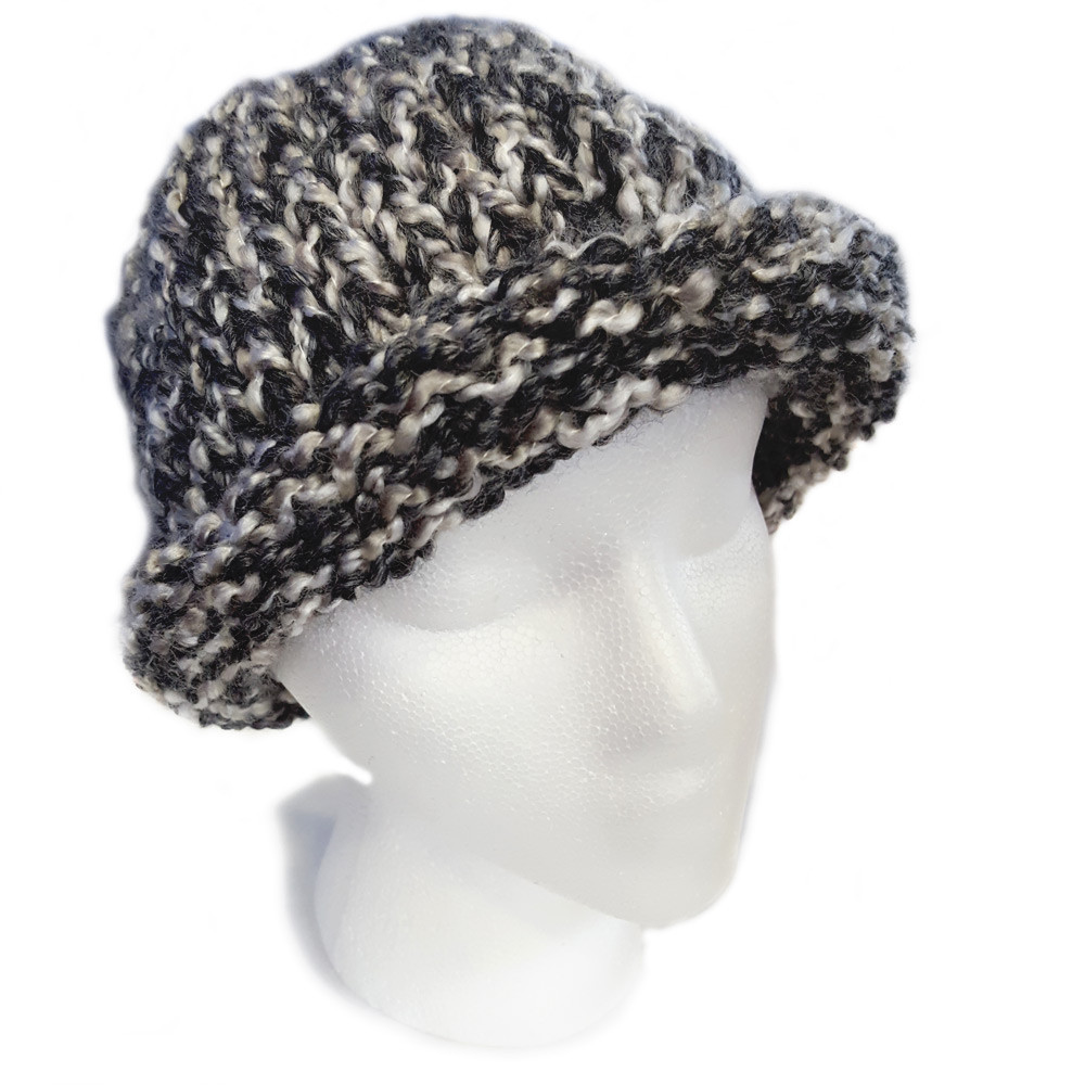 Best Of Hand Knit Rolled Brim Hat Clouds after 23 Knit Hat with Brim Of Contemporary 48 Pictures Knit Hat with Brim