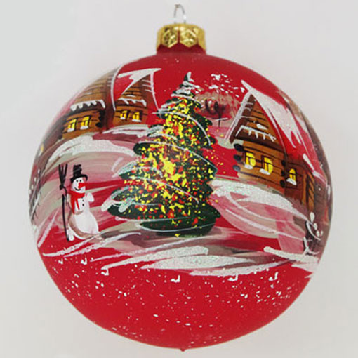 Best Of Hand Painted Glass Christmas ornaments Invitation Template Glass Christmas Balls Of Innovative 40 Models Glass Christmas Balls