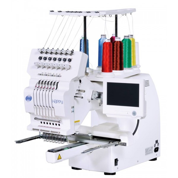 Happy HCH 701 30 Home Small Business Embroidery Machine