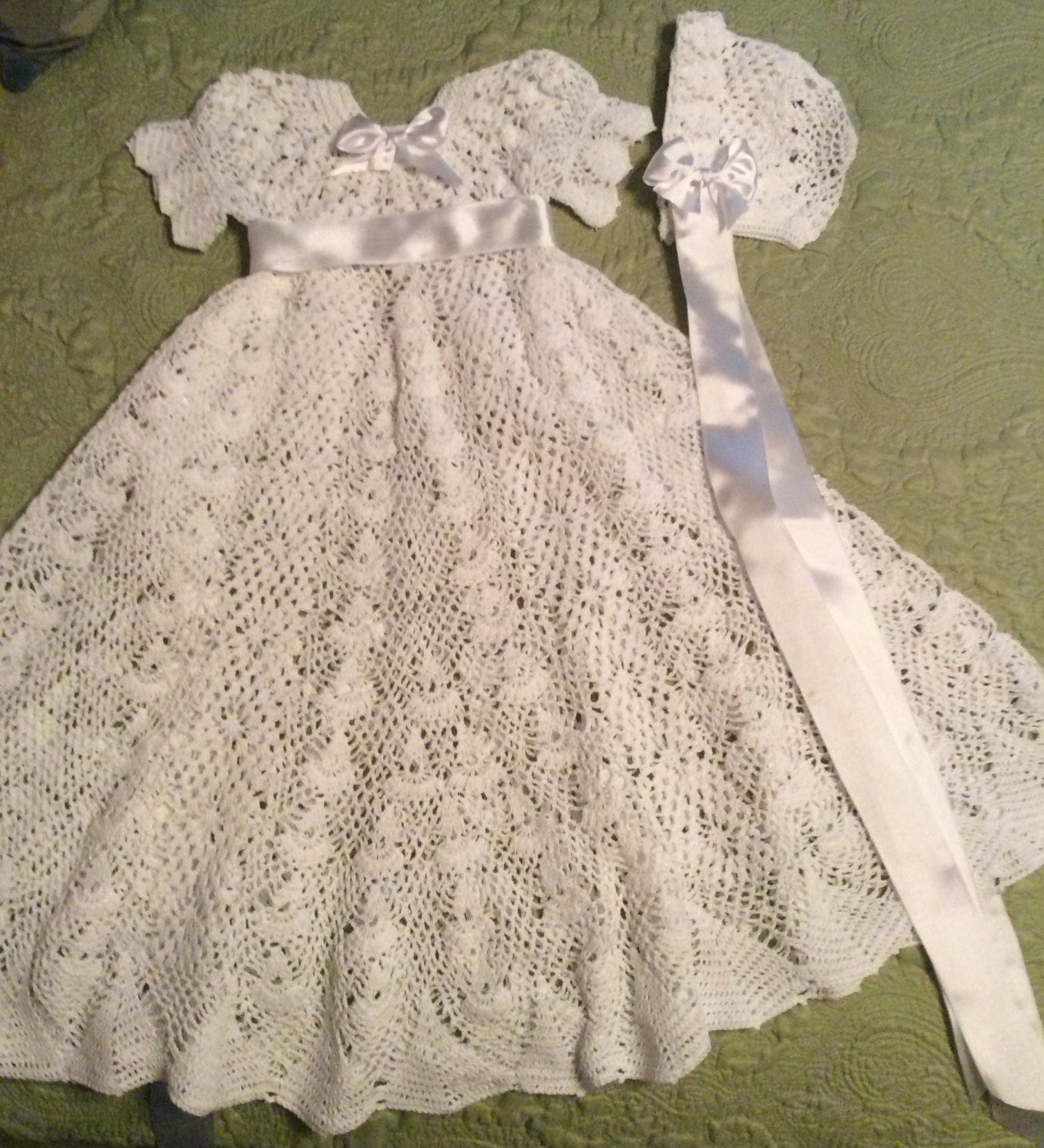 Best Of Heirloom Vintage Style Christening Gown Crochet Pattern Christening Dress Patterns Of Awesome 43 Ideas Christening Dress Patterns