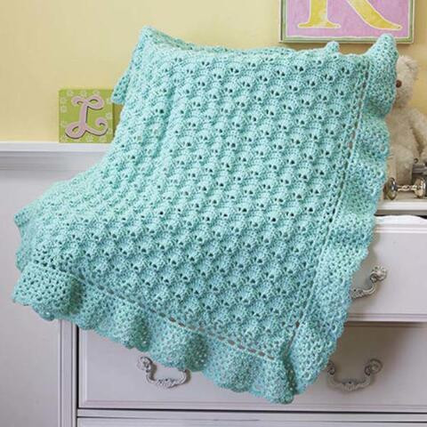 Best Of Herrschners Baby S Cherished First Blanket Crochet Afghan Kit Baby Blanket Kits Of Delightful 48 Pictures Baby Blanket Kits
