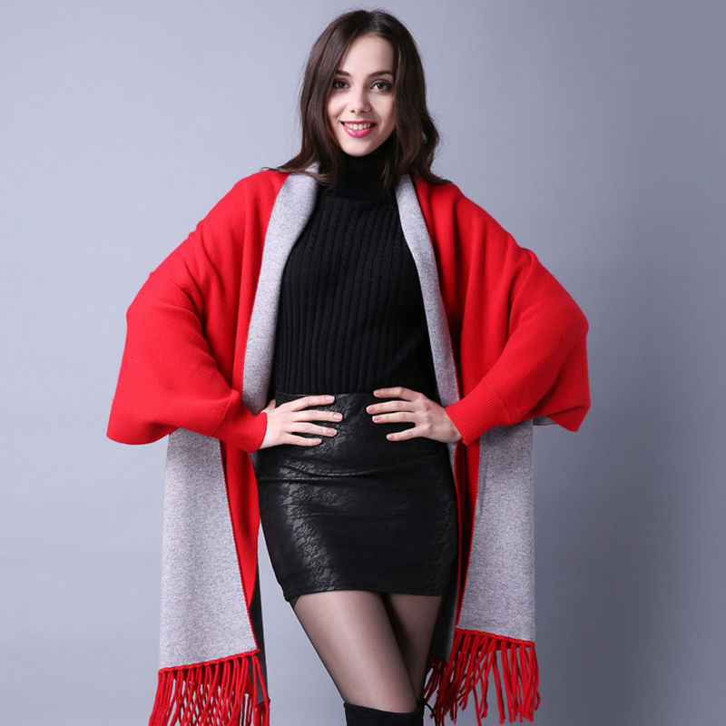 Best Of Hight Quality Cashmere Women Scarf Wrap with Sleeves Scarf with Sleeves Of Lovely 40 Models Scarf with Sleeves