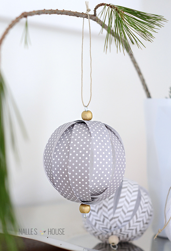 Best Of Homemade Paper Ball ornaments Diy Xmas ornaments Of Amazing 50 Ideas Diy Xmas ornaments