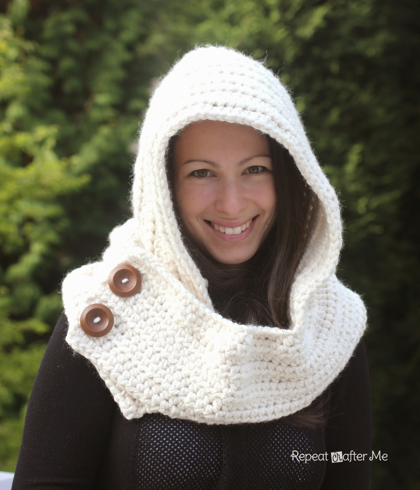 Best Of Hooded Crochet Cowl with Lion Brand Thick & Quick Yarn Lion Brand Crochet Patterns Of New 46 Ideas Lion Brand Crochet Patterns