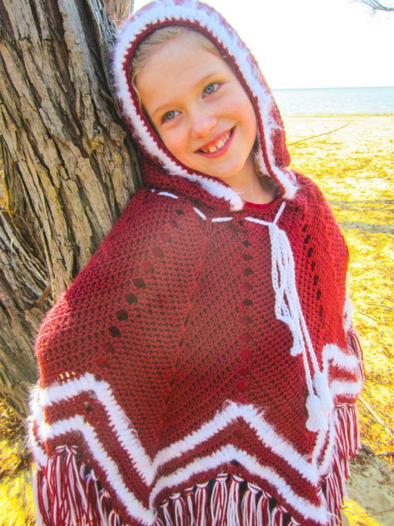 Best Of Hooded Fringe Poncho Size 6 10 Year Old soft Crochet Crochet Poncho with Hood Of Fresh 40 Pictures Crochet Poncho with Hood