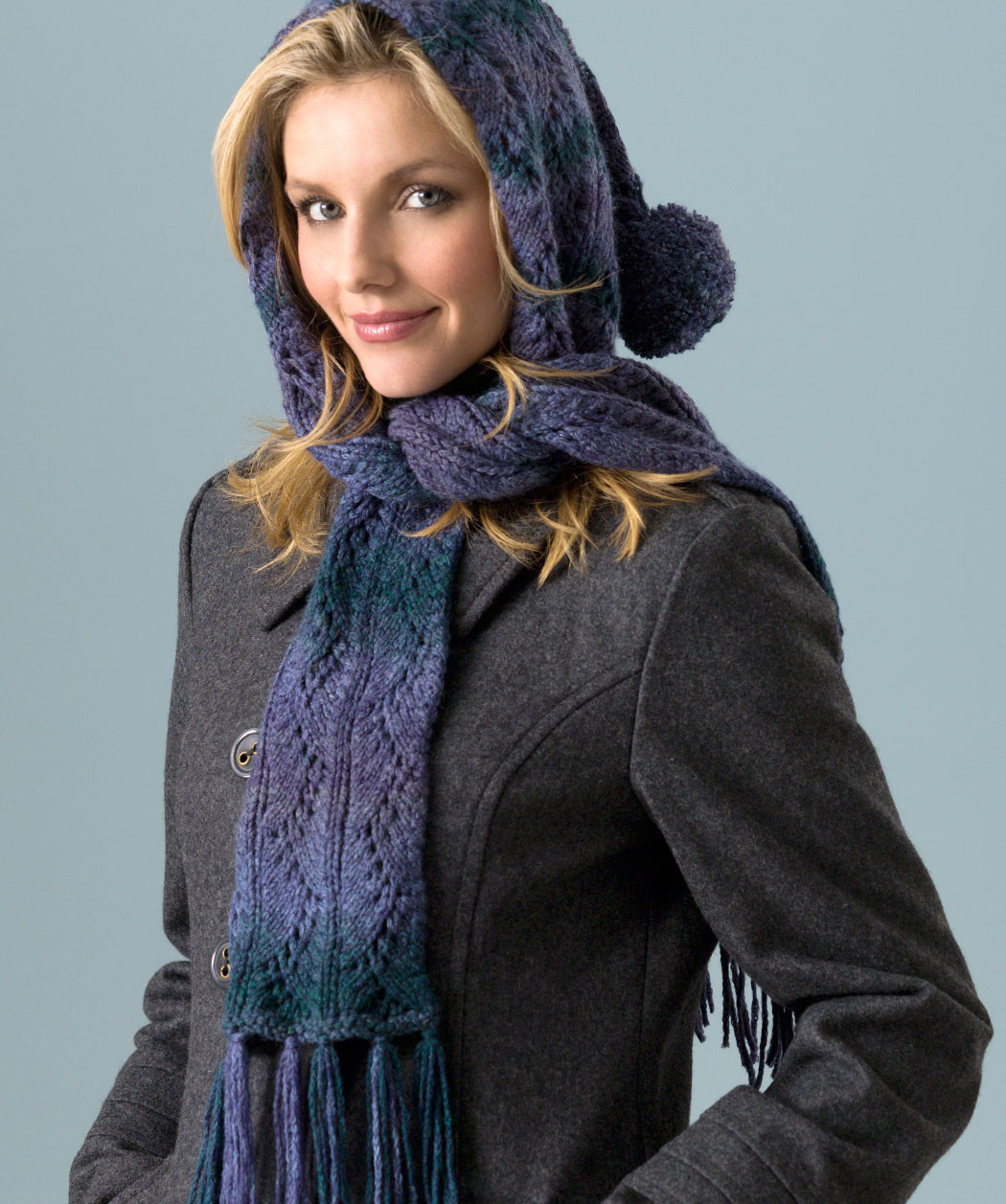 Best Of Hooded Scarf Knitting Pattern Hooded Scarf Pattern Of Brilliant 43 Pics Hooded Scarf Pattern