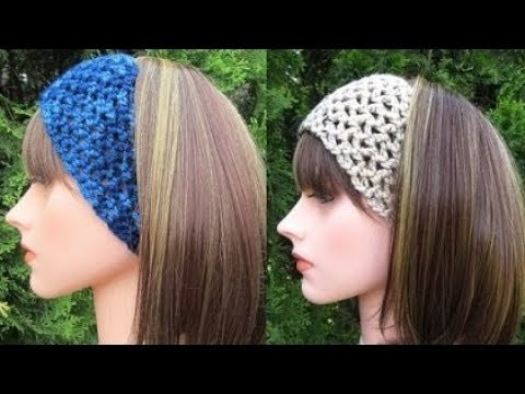 Best Of How to Crochet A Headband Pattern 1 │by thepatterfamily Crochet Headband Youtube Of Amazing 40 Models Crochet Headband Youtube