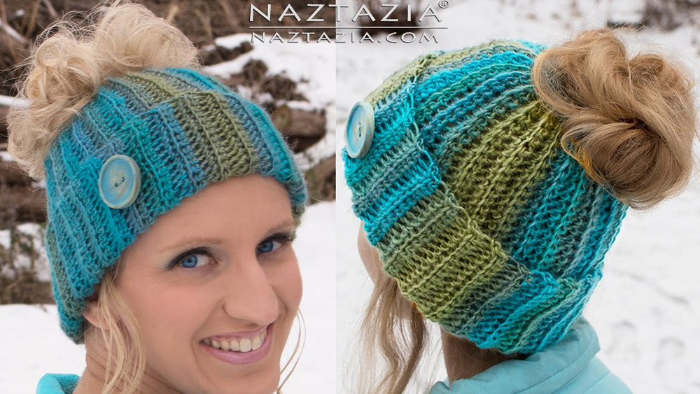 Best Of How to Crochet A Ponytail Hat Aka Messy Bun Beanie Beanie with Bun Hole Of Amazing 46 Photos Beanie with Bun Hole