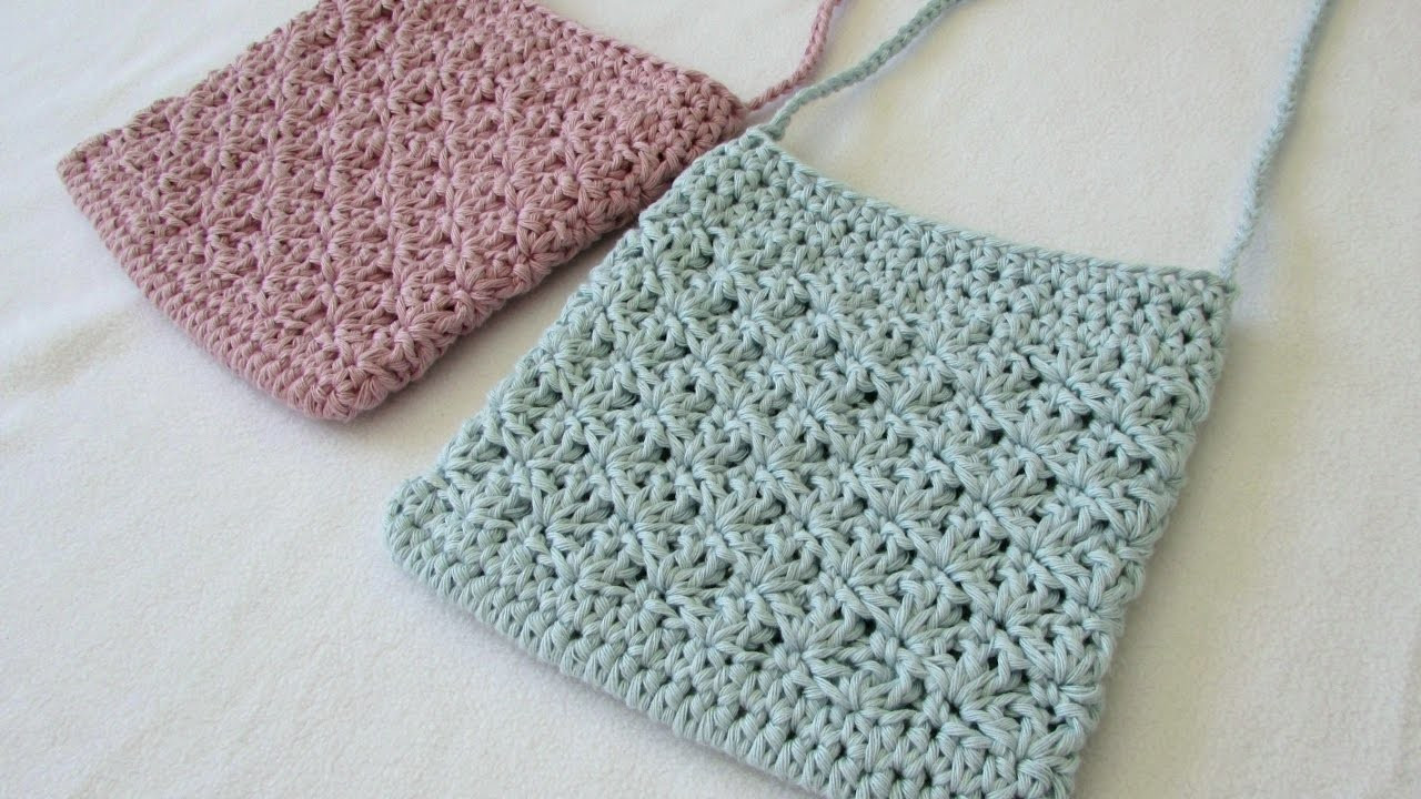 Best Of How to Crochet A Pretty Shell Stitch Purse Bag Pretty Crochet Stitches Of Incredible 48 Pics Pretty Crochet Stitches
