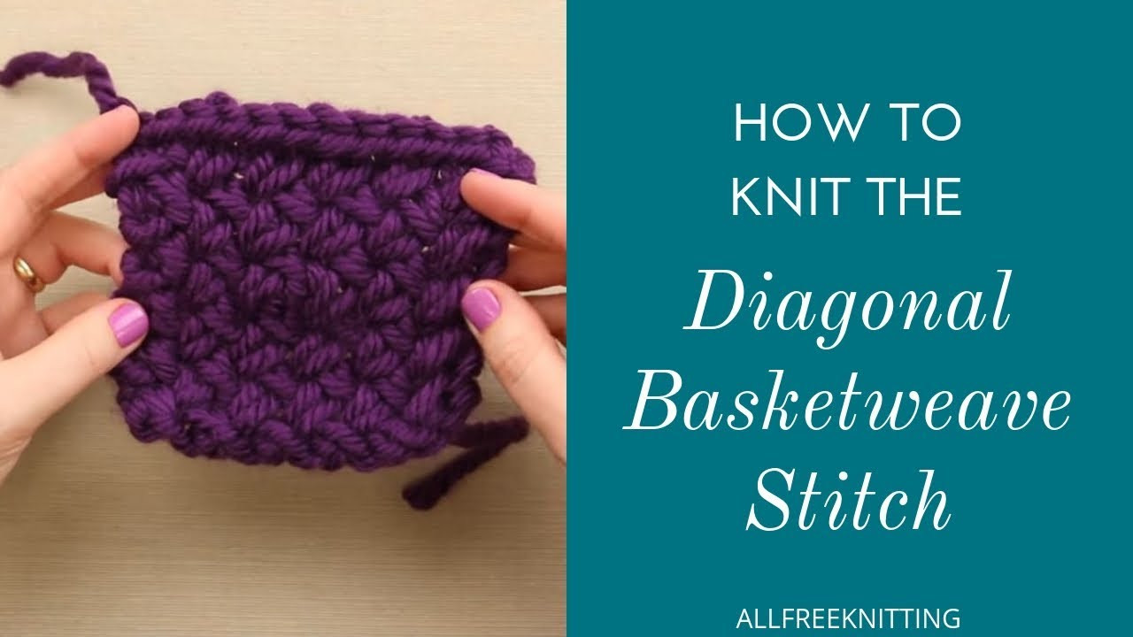 Best Of How to Diagonal Basket Weave Stitch Basket Stitch Of Lovely 48 Models Basket Stitch