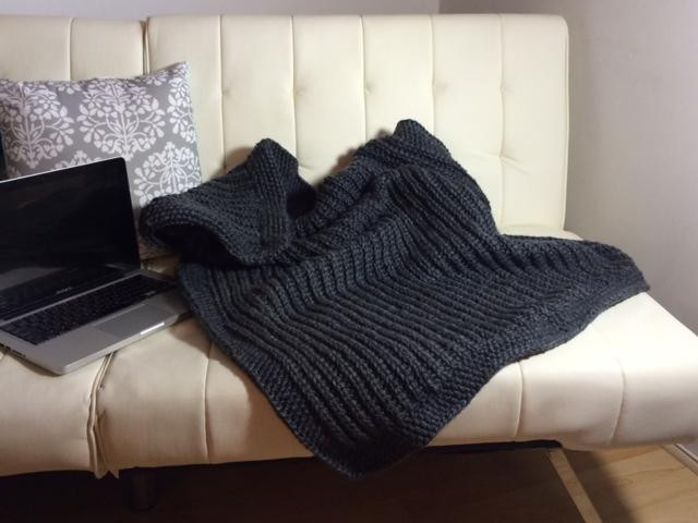 Best Of How to Make A Quick Crochet Blanket Chunky Yarn Crochet Blanket Of Perfect 50 Pictures Chunky Yarn Crochet Blanket