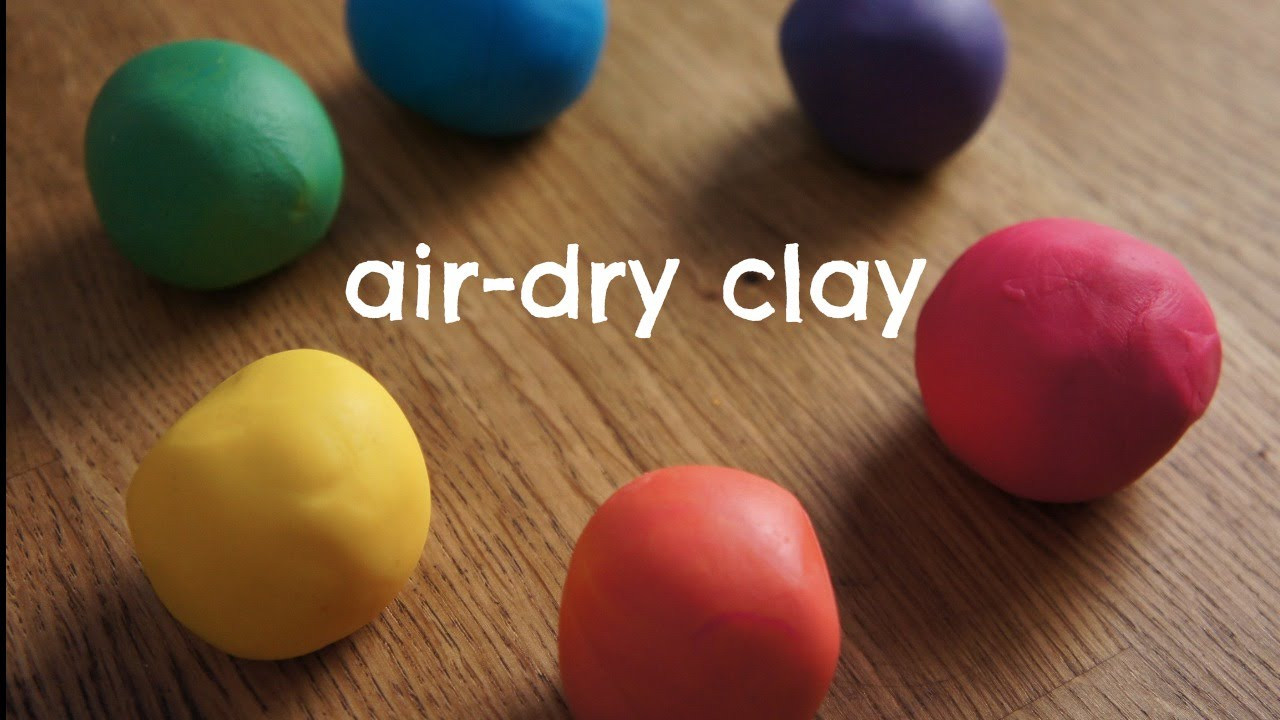 Best Of How to Make Rainbow Air Dry Clay Cold Porcelain Recipe Colored Air Dry Clay Of Amazing 47 Pictures Colored Air Dry Clay