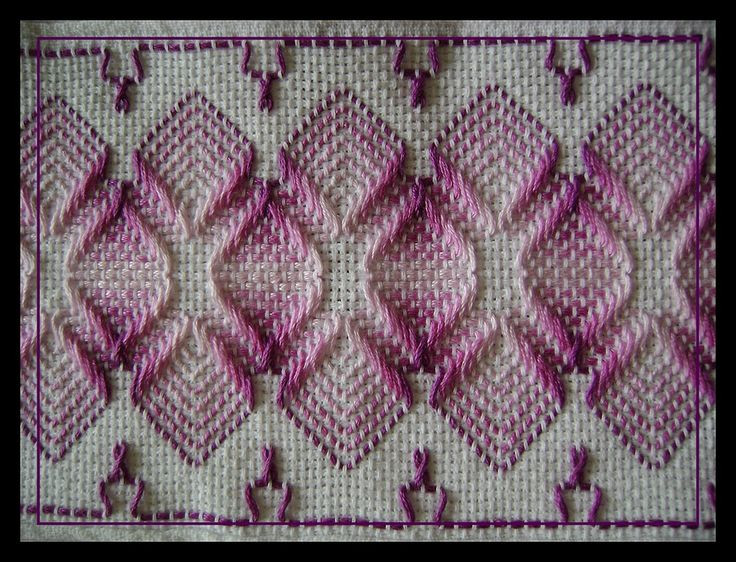 Best Of Huck Embroidery Punto Yugoslavo Swedish Weaving Weaving Stitches Of Wonderful 42 Images Weaving Stitches