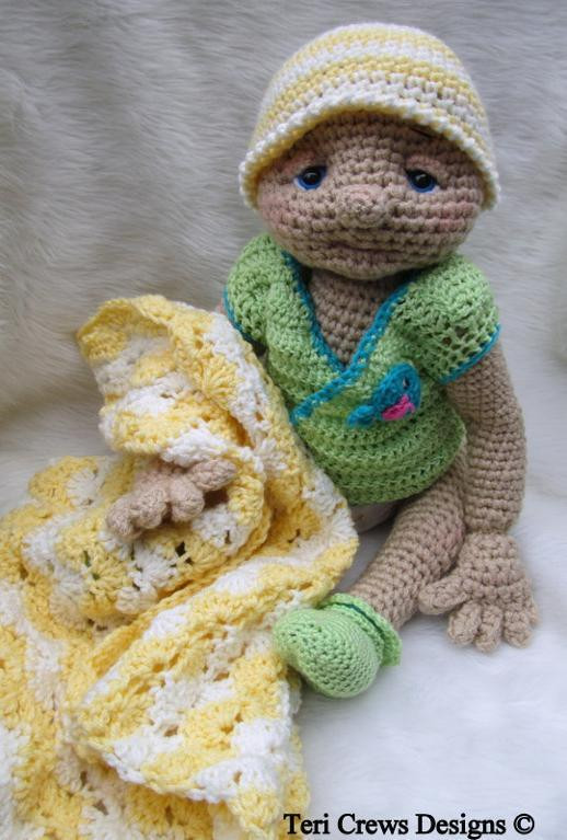 Best Of Huggable Baby Doll Crochet Pattern by Crews Craftsy Crochet Baby toy Patterns Of Lovely 44 Images Crochet Baby toy Patterns