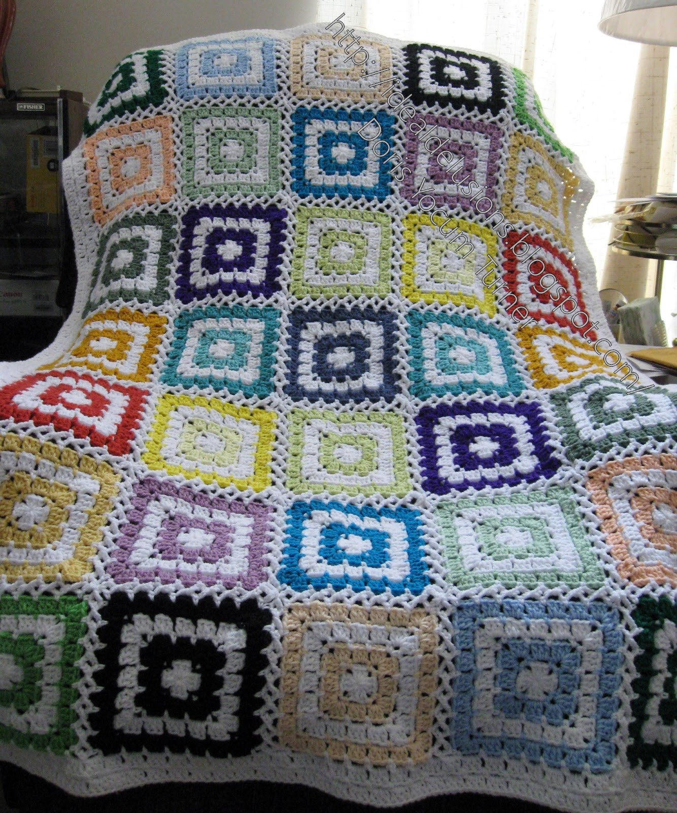 Best Of Ideal Delusions Designing Box Stitch Afghans Afghan Squares Of Perfect 50 Ideas Afghan Squares
