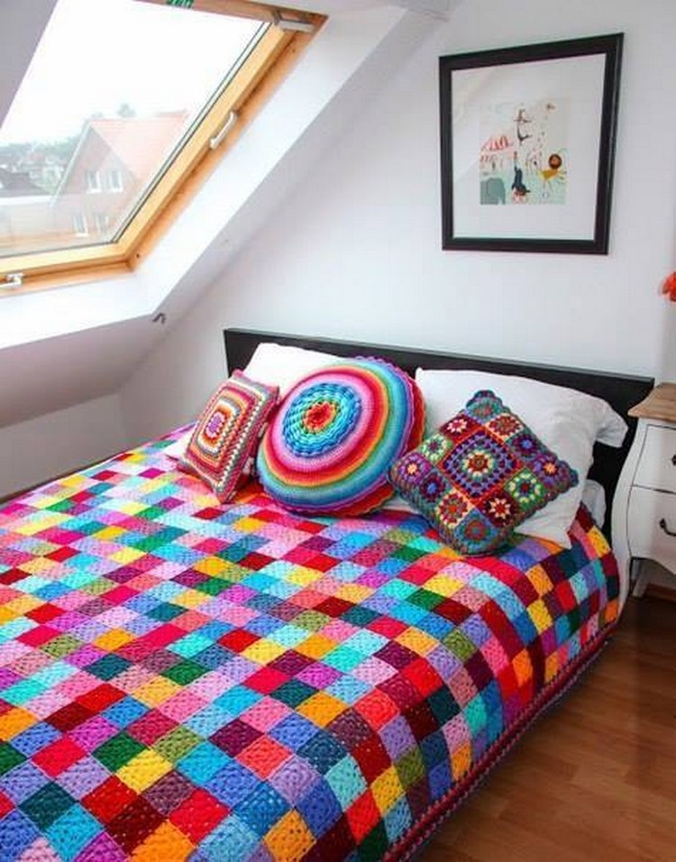 Best Of Ideas for Easy Crochet Creations Crochet Bedding Of Attractive 40 Ideas Crochet Bedding