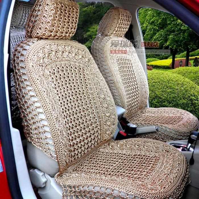 Best Of Inspiration Only No Link Crocheted Car Seat Covers Crochet Seat Cover Of Beautiful Crochet Car Front Seat Cover Aran Grey Heather Ccfsc1a Crochet Seat Cover