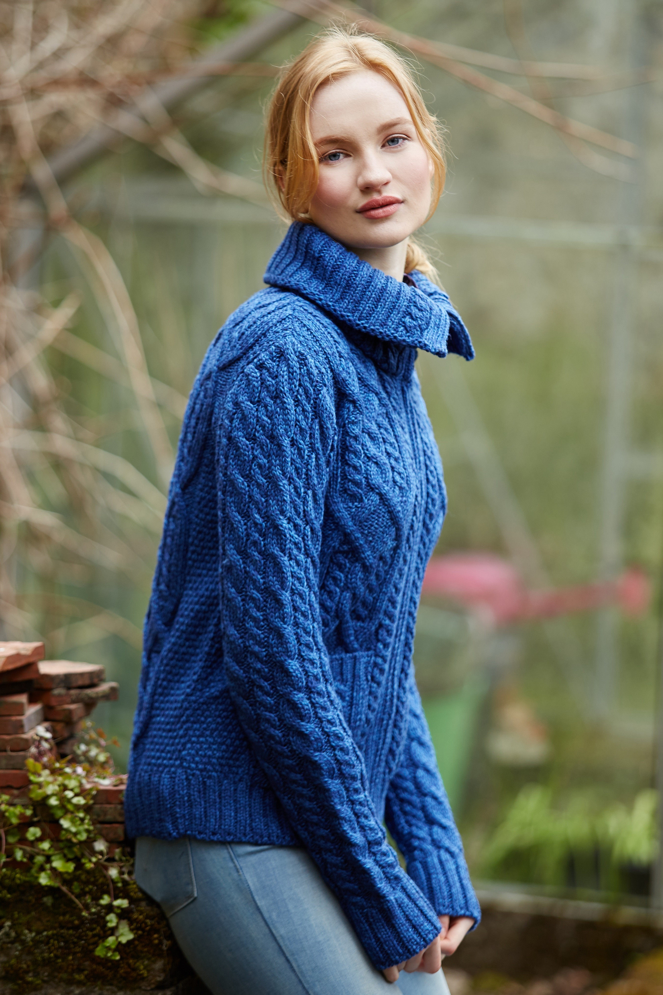 Best Of Irish Merino Wool La S Zip Aran Sweater with Pockets Irish Aran Sweater Of Fresh 40 Pics Irish Aran Sweater