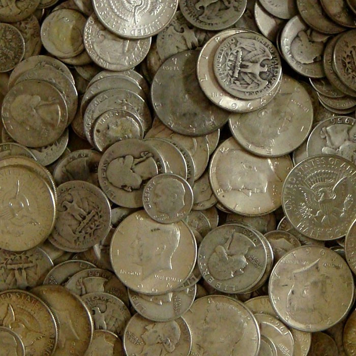 Best Of Junk Silver Us Coins $1 000 Face Value Price Of Silver Quarters Of Adorable 42 Ideas Price Of Silver Quarters