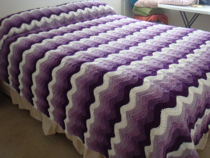 Best Of Just Finished This Full Double Size Bedspread Using the Crochet Crowd Baby Blanket Of Brilliant 40 Photos Crochet Crowd Baby Blanket