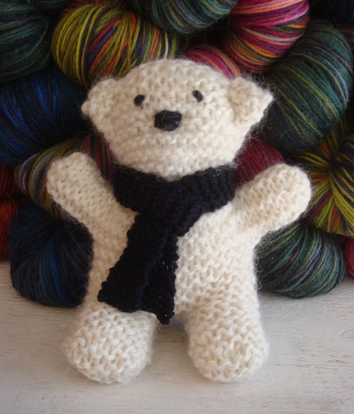 Best Of Kate atherley Knits A Lot Mainly socks Fo & Pattern C Knitted Bear Pattern Of Brilliant 42 Photos Knitted Bear Pattern