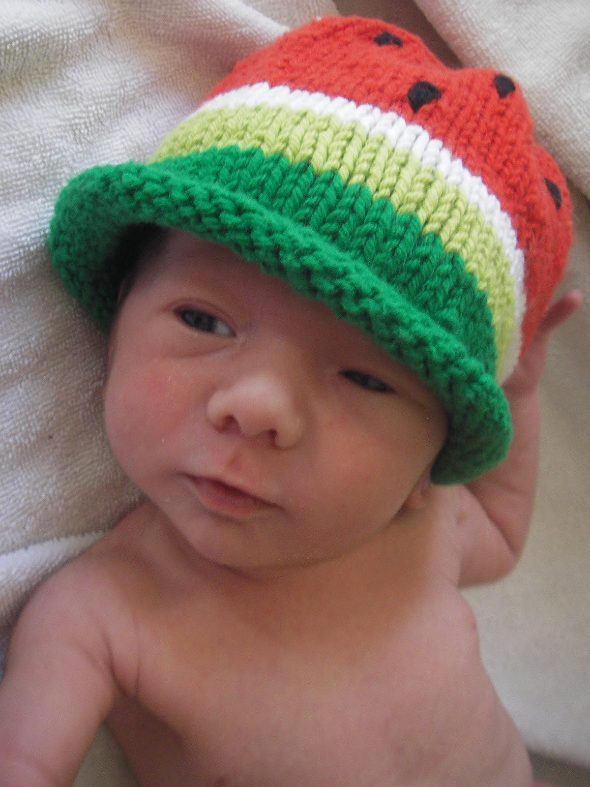 Best Of Kelknits Knitting In Hawaii Baby In Knitted Hats Knitting Baby Cap Of Lovely 48 Photos Knitting Baby Cap