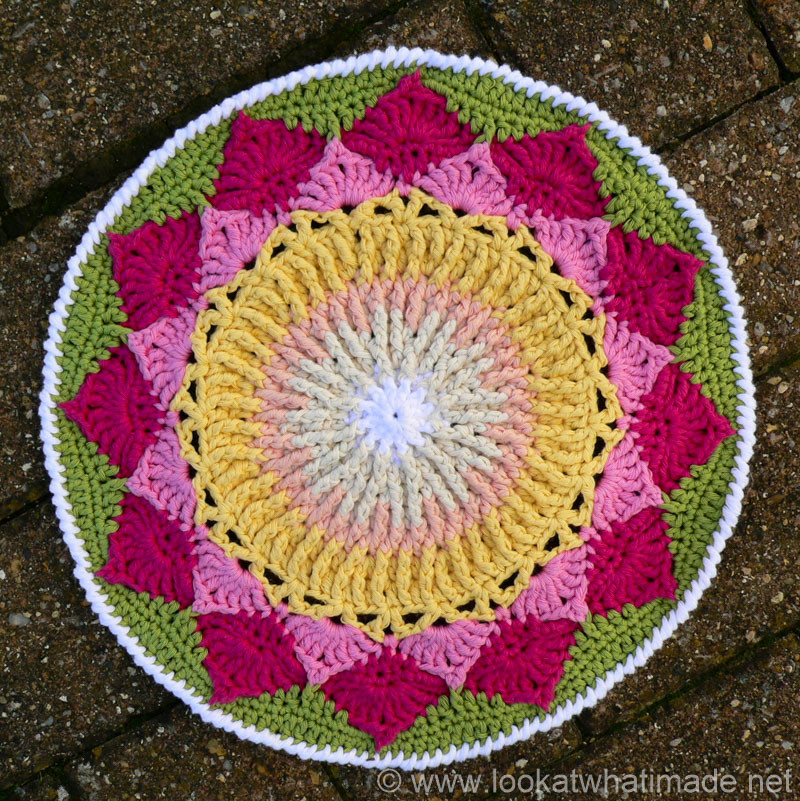 Best Of King Protea Mandala Another Crochet Mandala ⋆ Look at Mandala Crochet Patterns Of Beautiful 48 Pictures Mandala Crochet Patterns