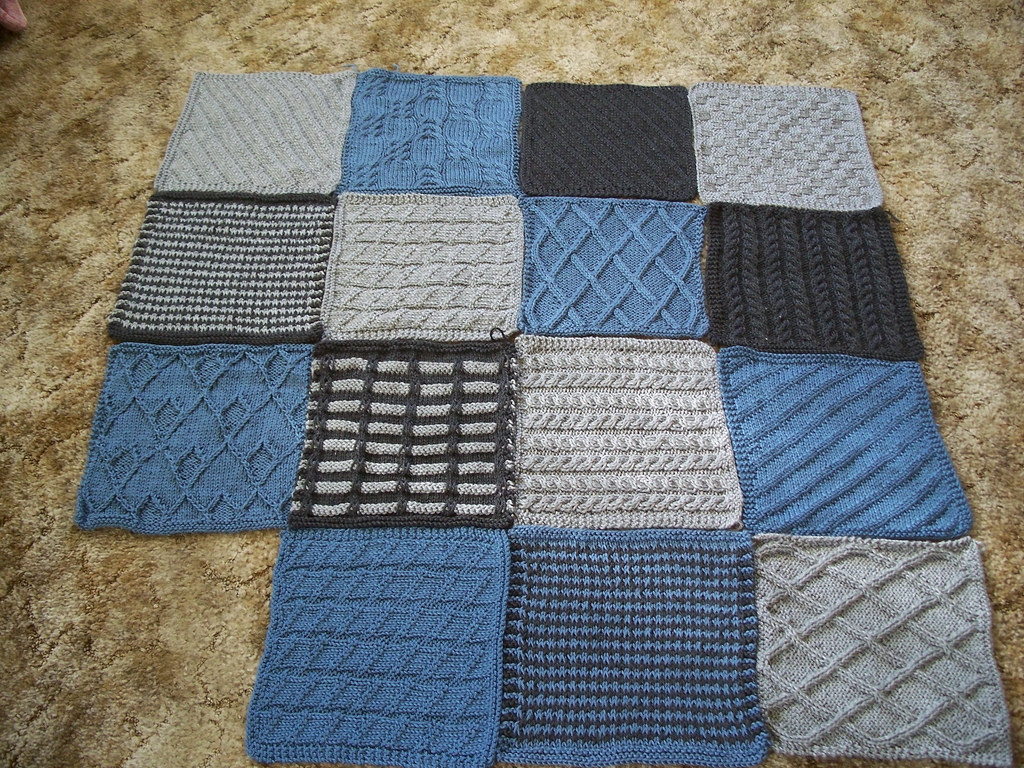 Best Of Knit Blanket Squares Knitted Blanket Squares Of Unique 45 Photos Knitted Blanket Squares