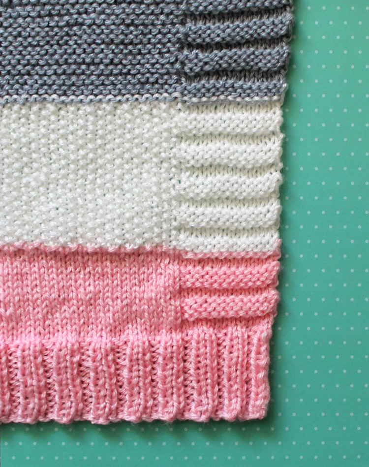 Best Of Knit Border Pattern Step by Step Consumer Crafts Baby Blanket Borders Of Delightful 46 Pics Baby Blanket Borders