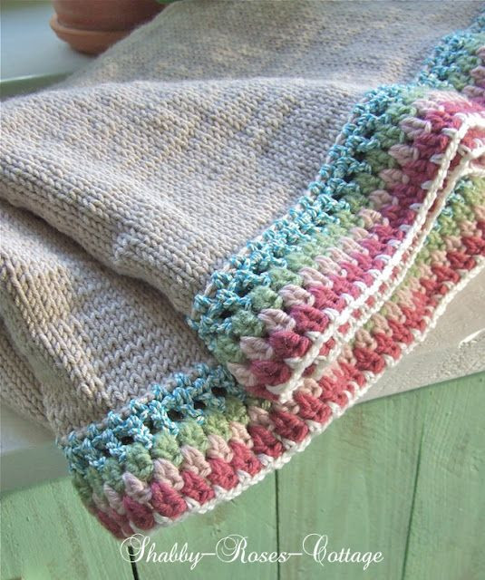 Best Of Knit Crochet Crochet Blankets and Color Inspiration On Blanket Edging Of Great 41 Pics Blanket Edging