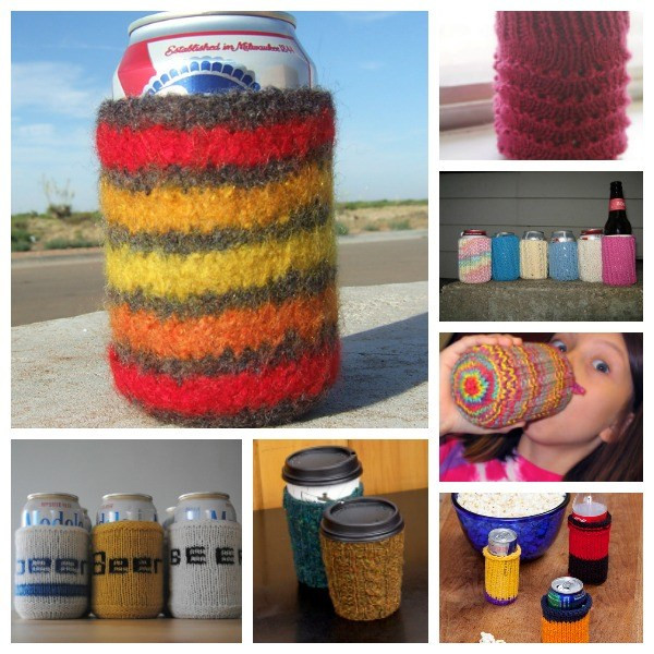 Best Of Knit Yourself A Can Cozy – Knitting Can Cozy Of Wonderful 48 Pictures Can Cozy