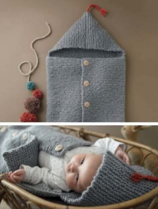 Best Of Knitted Baby Cocoons Free Patterns You Will Love Knitted Baby Cocoon Of Marvelous 42 Photos Knitted Baby Cocoon