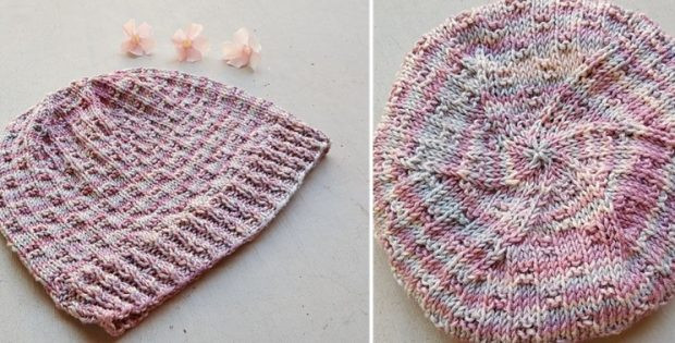 Best Of Knitted Chemo Cap with Swirls [free Knitting Pattern] Free Knitted Chemo Hat Patterns Of Gorgeous 44 Ideas Free Knitted Chemo Hat Patterns