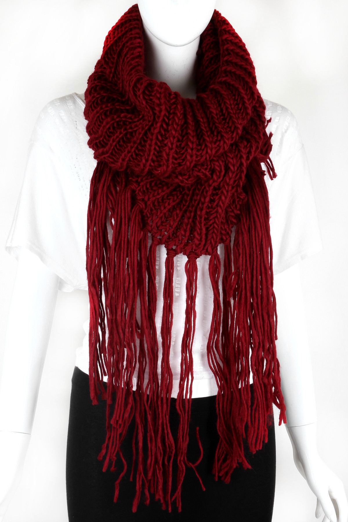 Best Of Knitted Fringe Infinity Scarf Scarves Scarf Fringe Of Innovative 50 Pics Scarf Fringe