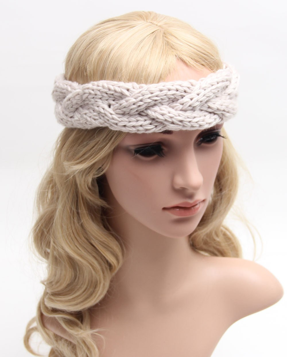 Best Of Knitted Headband Knit Hair Band Turban Headband Knitted Knit Winter Headband Of Charming 42 Pictures Knit Winter Headband