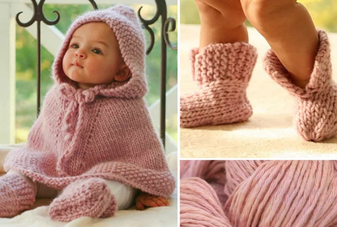 Best Of Knitted Hooded Baby Poncho Pattern Free Baby Poncho Knitting Pattern Of Amazing 42 Pics Baby Poncho Knitting Pattern