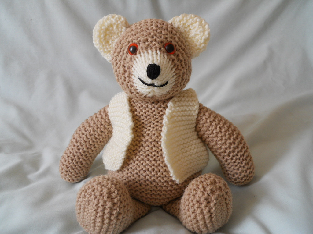 Best Of Knitted Teddy Bears Knitted Teddy Bear Of Amazing 45 Ideas Knitted Teddy Bear