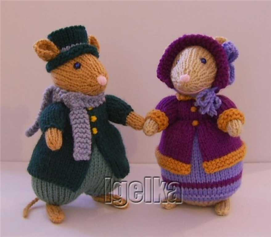 Best Of Knitted toys Knitted Animals Of Attractive 49 Pics Knitted Animals