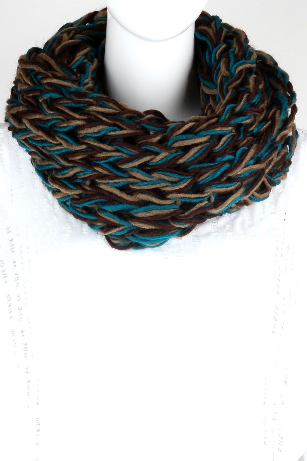 Best Of Knitted Yarn Infinity Scarf Scarves Yarn Scarf Of Attractive 49 Photos Yarn Scarf