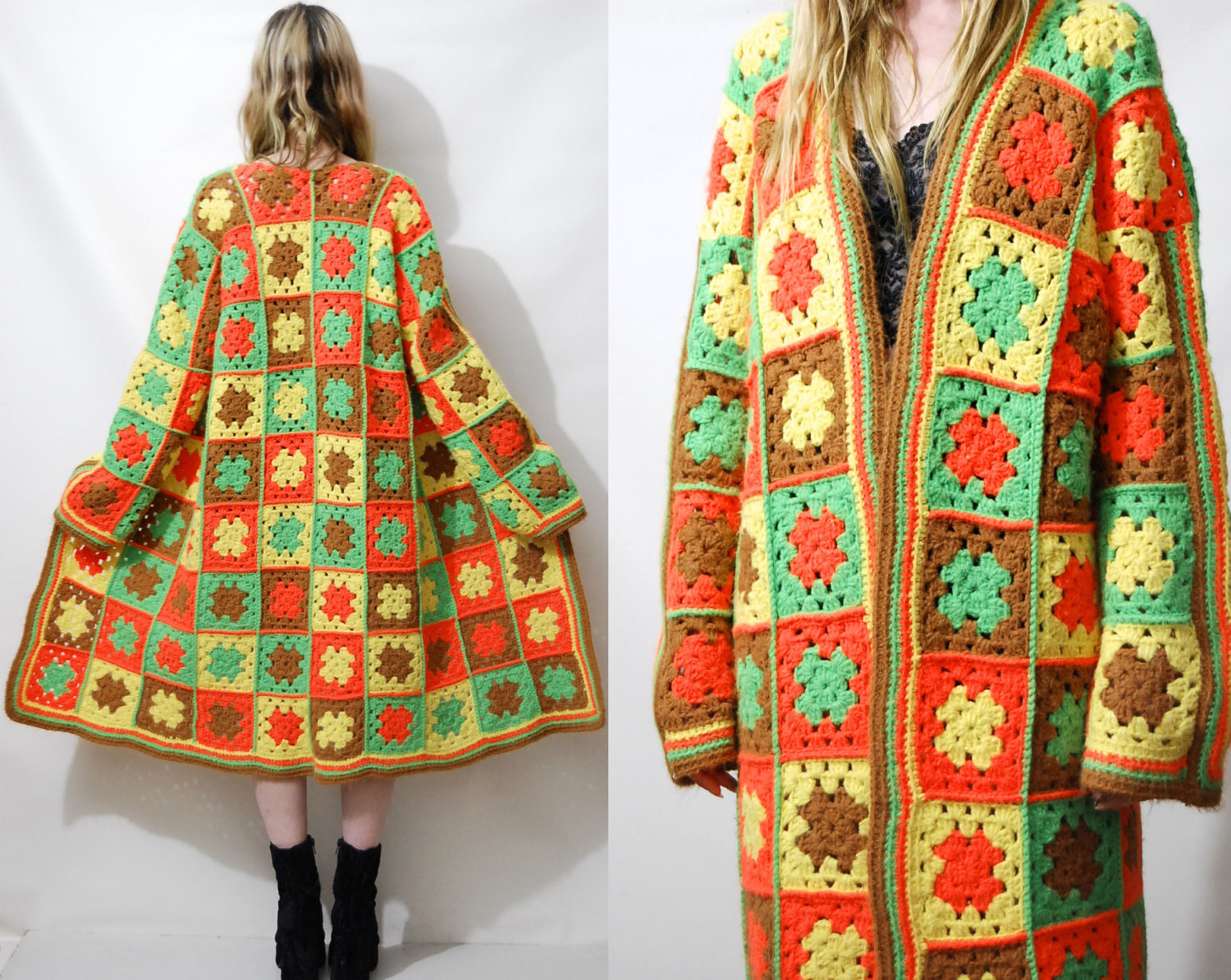 Best Of Knitting and Crochet Donations & A Challenge Crochet Coat Of Amazing 45 Pics Crochet Coat