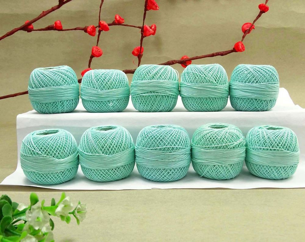 Best Of Knitting Set 10 Pcs Cotton Thread Anchor Crochet Crochet Cotton Thread Of New 50 Pics Crochet Cotton Thread
